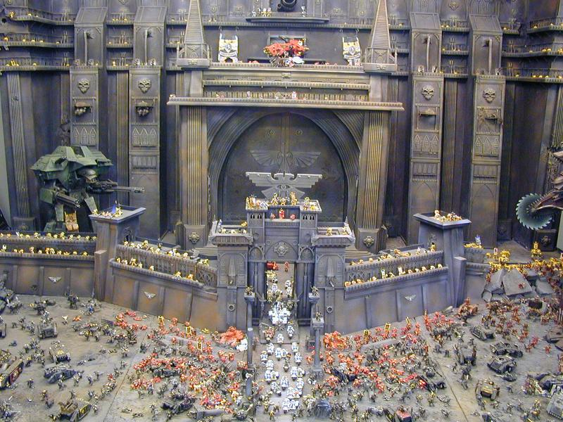 DakkaDakka - Warhammer 40K Forums - Pictures of Imperial Palace ...