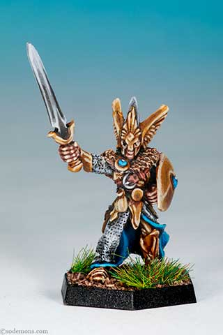 High Elf General with Sword